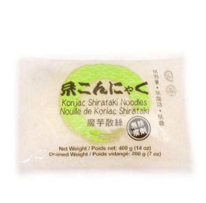 Shirataki Konjac Noodles | Buy Online at The Asian Cookshop